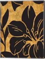 Black And Gold II Fine-Art Print