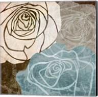 Beige Rose Fine-Art Print