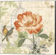 Floral Nature Trail III Fine-Art Print