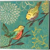 Elegant Chickadee I Fine-Art Print