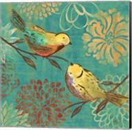 Elegant Chickadee II Fine-Art Print