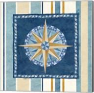 Nautical Stripe I Fine-Art Print