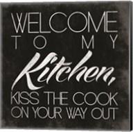 Kitchen II Fine-Art Print