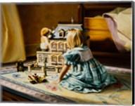 The Doll House Fine-Art Print