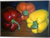Peppers Fine-Art Print