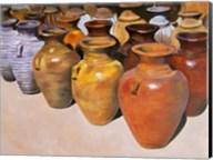 Pottery Row Fine-Art Print