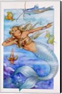 Mermaid 2 Fine-Art Print