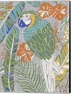 Tropical Macaw Fine-Art Print