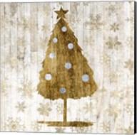 Sophisticated Christmas I Fine-Art Print