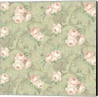 Downton Roses I Fine-Art Print