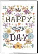 Happy Sentiments II Fine-Art Print