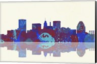Baltimore Maryland Skyline 1 Fine-Art Print