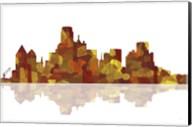 Dallas Texas Skyline 1 Fine-Art Print