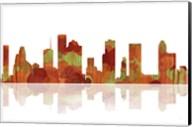 Houston Texas Skyline 1 Fine-Art Print