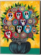 Sugar Skull Bouquet Fine-Art Print