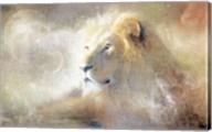 Lion Dust of Dreams Fine-Art Print