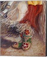 Dancing Moccasins Fine-Art Print