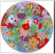 Flower Circle Fine-Art Print