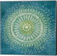 Jacobean Medallions I Fine-Art Print