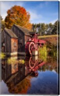 The Old Grist Mill Fine-Art Print