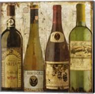 Wine Samples of Europe I Fine-Art Print