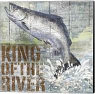 Open Season King Salmon Fine-Art Print