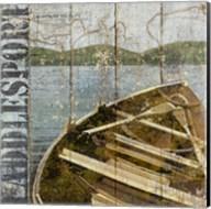 Open Season Row Boat Fine-Art Print