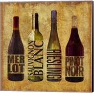 The Wine Up 1 Fine-Art Print