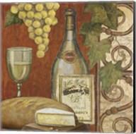 Wine and Cheese Tasting 2 Fine-Art Print