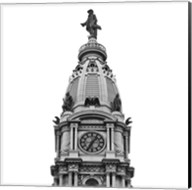 City Hall Spire I Fine-Art Print