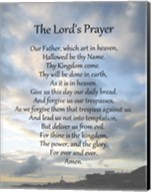 The Lord's Prayer - Scenic Fine-Art Print