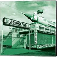Green Astroland Fine-Art Print