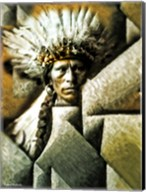 Chief Garfield - Jicarilla Apache Fine-Art Print