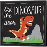Dinosaur Fine-Art Print