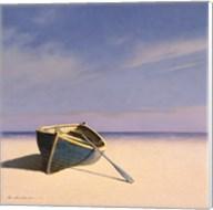 Beached Boat 1 Fine-Art Print
