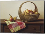 Still Life With Pears Fine-Art Print