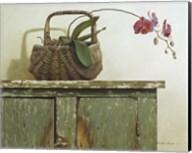 Orchid Basket Fine-Art Print