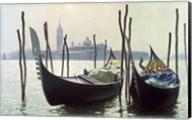 Gondolas, Venice Fine-Art Print