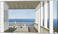 Two Chairs, Southampton Fine-Art Print