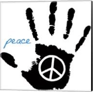 Peace Hand Fine-Art Print