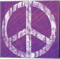 Purple Peace Fine-Art Print