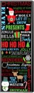 Ho Ho  Ho 1 Fine-Art Print