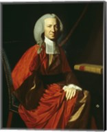 Portrait of Judge Martin Howard, 1767 Fine-Art Print
