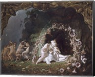 Titania Sleeping, 1841 Fine-Art Print