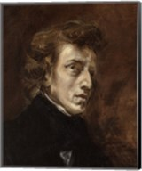 Frederic Chopin, 1810-1849 Fine-Art Print