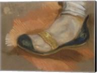Study of a Slipper, 1827-1828 Fine-Art Print