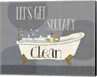 Squeaky Clean I Fine-Art Print