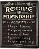 Life Recipes III Fine-Art Print