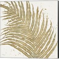 Gold Leaves I Fine-Art Print