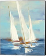 Summer Regatta III Fine-Art Print